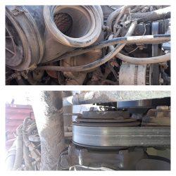 Compressor clutch air gap service